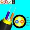 3G used 2-core fiber Optic Far Transmission Cable V