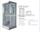 Square Shower Cabin (Shower Room) KS-ZQ-027