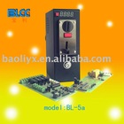 Coin acceptor with timer controller time for pc
