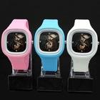 2011 fashion charm new stylish gel ODM jelly watch jelly watch