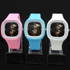 2011 fashion charm new stylish gel ODM jelly watch jelly watch