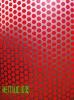 RED CIRCLE METTALIC HPL compact HPL Board
