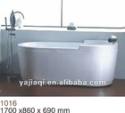 2012 new roll top bath tub