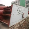Low power consumption double deck screen mine machine