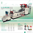 Stationery 2-6 Layers PP Sheet Extrusion Line