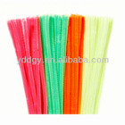 100 Chenille Stems Pipe Cleaners 6mm x 12 inch Assorted for Event Decoration