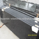 Black Granite Prefab Countertop
