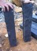 Black Basalt Kerb Stone