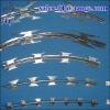 razor wire types
