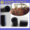 Roller pipe plastic injection molding