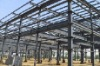 double layer steel structure villa