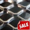 aluminium grid mesh (20 years factory)