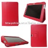 For Samsung Galaxy Tab N8000 Leather Case with stand