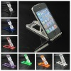 Universal mini foldablecolor phone stand holder for iphone/ipad/galaxy/htc/motorola/Galaxy S3/i9300/