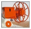 Heavy duty cable reels for ports