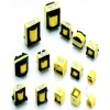 High frequency transformer EE,EI,PQ,EF