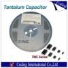 TMCME1V106KTRF Hitachi Tantalum capacitor Case E 35V 10VF SMD capacitor