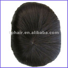 2012 toupee to men/Hair closure piece