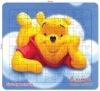 2010 Popular 3D lenticular puzzle (3D100)