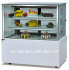 Square Cake Refrigerated Display Showcase CL-2000