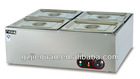 Stainless Steel Counter Top Electric Bain Marie(EH-4)