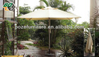 Fabric umbrella for outdoor and garden