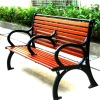 color Camphor wood industrial park benches
