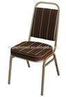 Stacking Fabric Antique Banquet Chairs/Stacking Restaurant Fabric Dining Chair