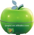New design mini green apple shape egg boiler