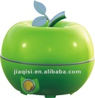 New design mini green apple shape egg boiler