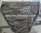 polyester/ cotton/spandex briefs men underwear