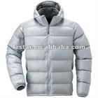 2012 Men's Goose Down Jacket with hood FW1223
