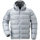 2012 Men's Goose Down Jacket with hood FW1223