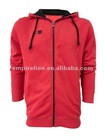 2012 Hot Sell New Design CVC Fleece Men Sports Coat