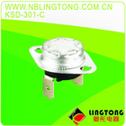 KSD301-C Snap-Action Bimetal Disc Thermostats