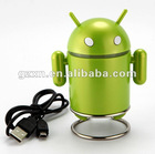 Google Android Robot USB Mini Speaker