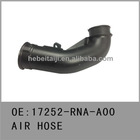 Auto air intake hoses for Honda 2006CIVIC 17252-RNA-A00