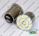 22SMD 1206 Direction Indicator Lamp/light Red, Car Brake Stop Tail Light Lamp Bulb