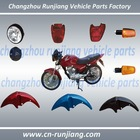 For CG125 TITAN125 CARGO125 STORM125 motorcycle parts accessories Lights Body Cover Fender