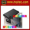 500K Mega Pixels car dvr with loop video recording with gps logger & car DVR Combo