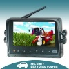 7 Inch Wireless digital portable cctv monitor with touch button