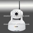 camera ip robot,Mobile phone viewing,Pan and Tilt wifi ip camera plug and playrobot wireless ip camera