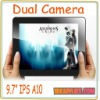 Android 4.0 Allwinner A10 Tablet PC IPS Capacitive 1GHz WIFI 1GB DDR3 8GB 16GB