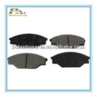For TOYOTA D438 Brake Pad