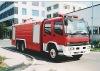 6*4 ISUZU Fire fighting Truck