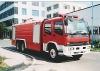 6*4 ISUZU Fire fighting Truck