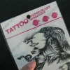 Temporary Tattoo-Tiger for Body Decoration (UNIC-TTS074)