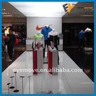 Exhibit Showroom Product Displays
