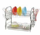 Metal Dish Rack, Kitchen Accessory, Kitchenware
