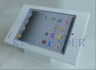 Wall mount or desktop iPad2 locking kiosk enclosure